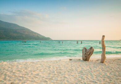 thailand, beach, no people